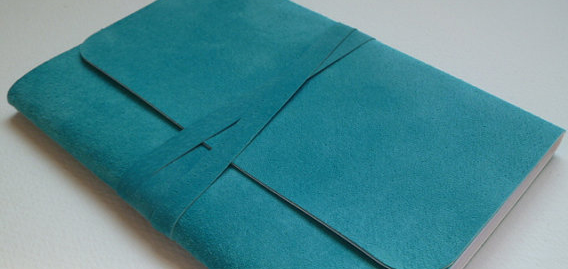 Turquoise Journal 1